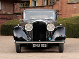 Images of Bentley 4 ¼ Litre Sports Saloon by Park Ward 1936