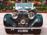 Images of Bentley 4 ¼ Litre Tourer by Vanden Plas 1936–39