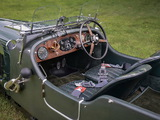 Images of Bentley 4 ¼ Litre Tourer by James Pearce 1936