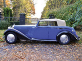 Images of Bentley 4 ¼ Litre Disappearing Hood by Hooper 1938
