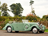 Images of Bentley 4 ¼ Litre Tourer by Thrupp & Maberly 1937
