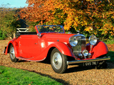 Photos of Bentley 4 ¼ Litre Drophead Coupe by Veth & Zoon 1936–39