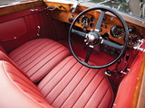 Pictures of Bentley 4 ¼ Litre Concealed Head Coupe by Mulliner 1937