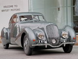 Pictures of Bentley 4 ¼ Litre Embericos Pourtout Coupe 1938