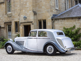 Pictures of Bentley 4 ¼ Litre Sports Saloon by Mulliner 1938