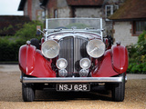 Pictures of Bentley 4 ¼ Litre Tourer by James Pearce 1939