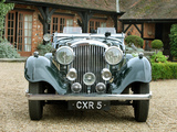 Pictures of Bentley 4 ¼ Litre Tourer by Vanden Plas 1936–39