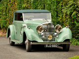Pictures of Bentley 4 ¼ Litre Tourer by Thrupp & Maberly 1937