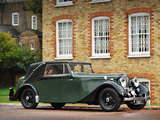 Pictures of Bentley 4 ¼ Litre Coupé Décapotable by Vanden Plas 1939