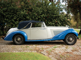Bentley 4 ¼ Litre Derby Convertible 1936 wallpapers