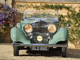 Bentley 4 ¼ Litre Tourer by Thrupp & Maberly 1937 wallpapers