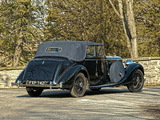 Bentley 4 ¼ Litre All-Weather Tourer by Thrupp & Maberly 1938 wallpapers