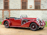 Bentley 4 ¼ Litre Tourer by James Pearce 1939 wallpapers