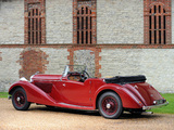 Bentley 4 ¼ Litre Tourer by James Pearce 1939 wallpapers