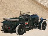 Bentley 6 ½ Litre Tourer by Vanden Plas 1928–30 images