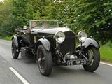 Bentley 6 ½ Litre Tourer by Vanden Plas 1928–30 wallpapers