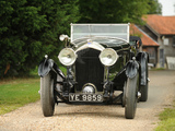 Pictures of Bentley 6 ½ Litre Tourer by Vanden Plas 1928–30