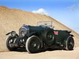 Pictures of Bentley 6 ½ Litre Tourer by Vanden Plas 1928–30