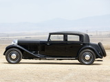 Bentley 8 Litre Limousine by Mulliner 1932 images