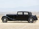 Bentley 8 Litre Limousine by Mulliner 1932 images