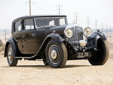 Bentley 8 Litre Limousine by Mulliner 1932 photos