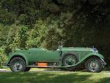 Bentley 8 Litre Tourer 1931 photos