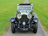 Images of Bentley 8 Litre Short Chassis Mayfair Fixed Head Coupe 1932