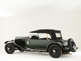 Wallpapers of Bentley 8 Litre Sports Tourer by James Pearce 1931