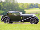 Bentley 8 Litre Short Chassis Mayfair Fixed Head Coupe 1932 wallpapers