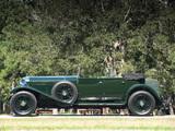 Bentley 8 Litre Open Tourer by Harrison 1931 wallpapers