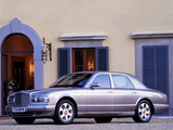 Bentley Arnage Red Label 1999–2002 images