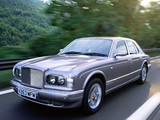 Bentley Arnage Red Label 1999–2002 photos