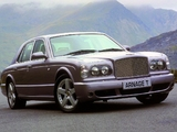 Bentley Arnage T 2002–04 pictures