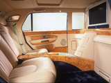 Bentley Arnage Limousine by Mulliner 2003 photos