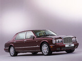 Bentley Arnage Red Label LWB Mulliner 2004–05 photos