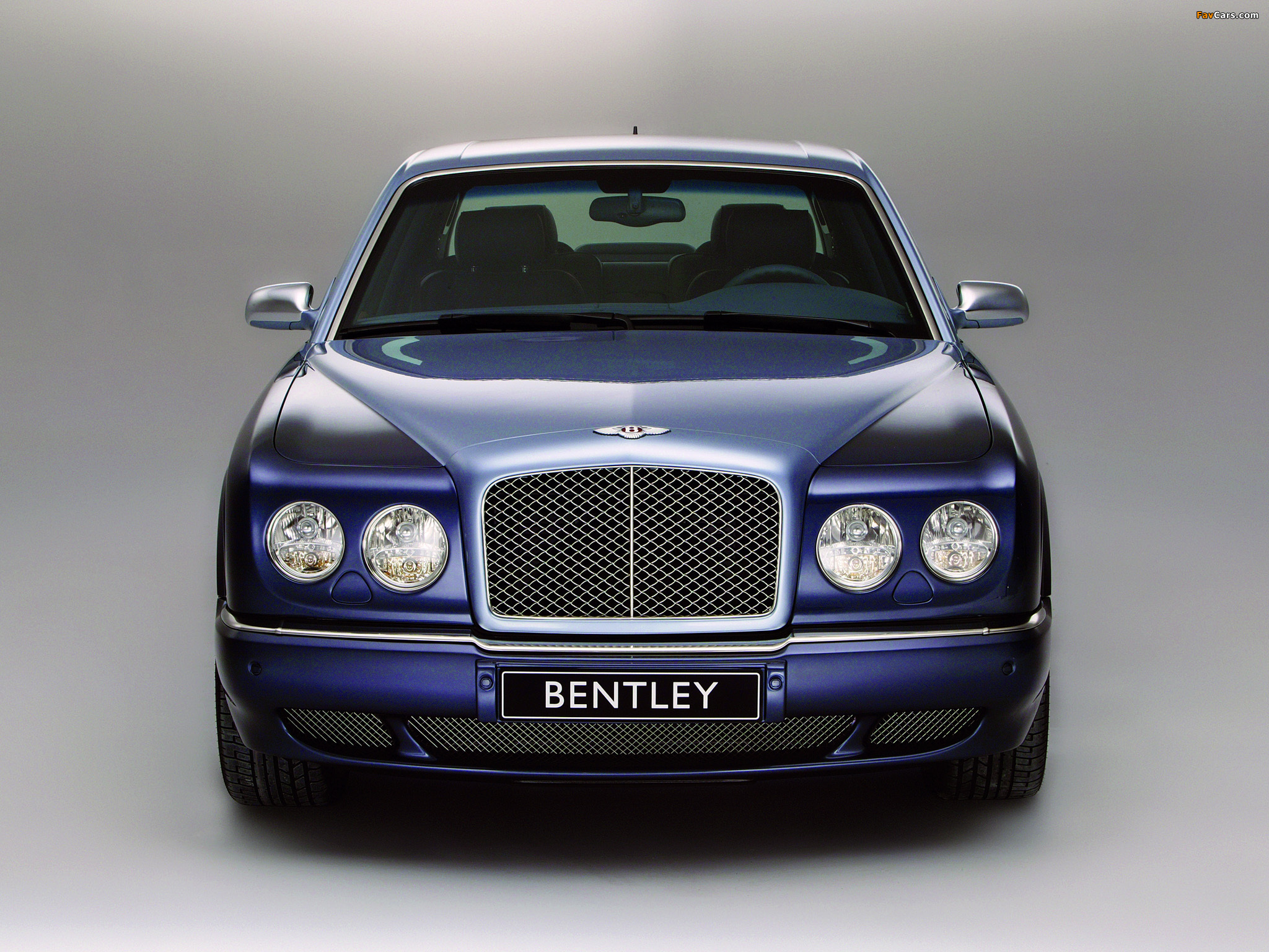 Bentley Arnage R 2005–07 photos (2048 x 1536)