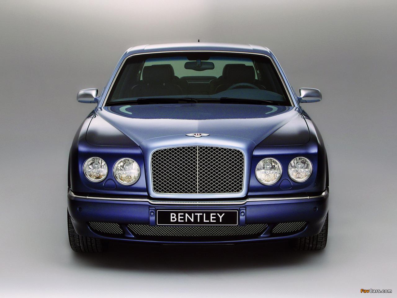 Bentley Arnage R 2005–07 photos (1280 x 960)