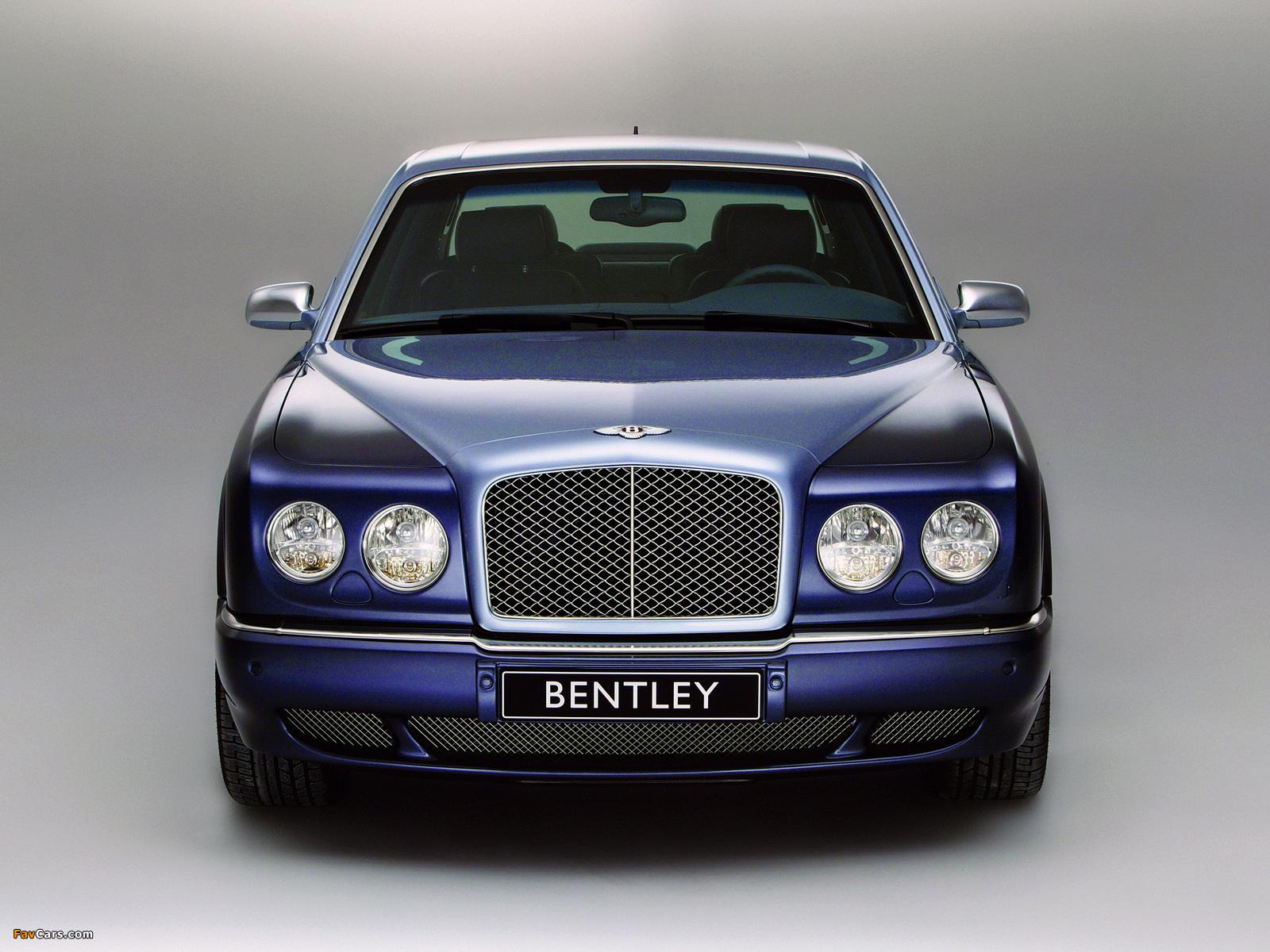 Bentley Arnage R 2005–07 photos (1600 x 1200)