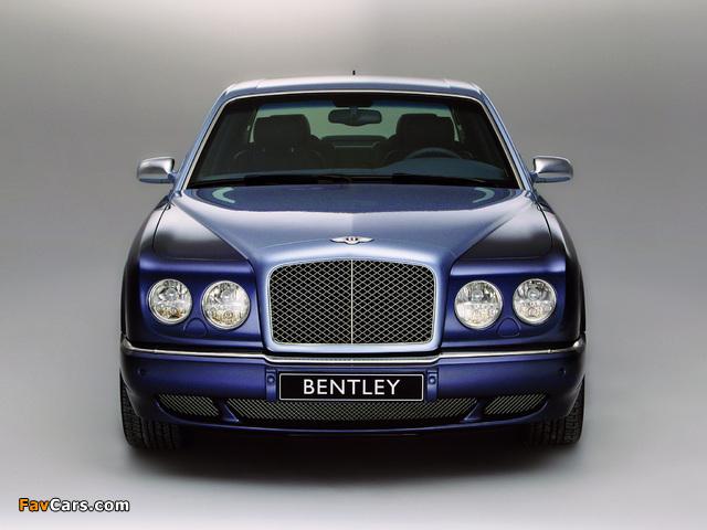Bentley Arnage R 2005–07 photos (640 x 480)