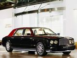 Bentley Arnage Limousine 2005 wallpapers