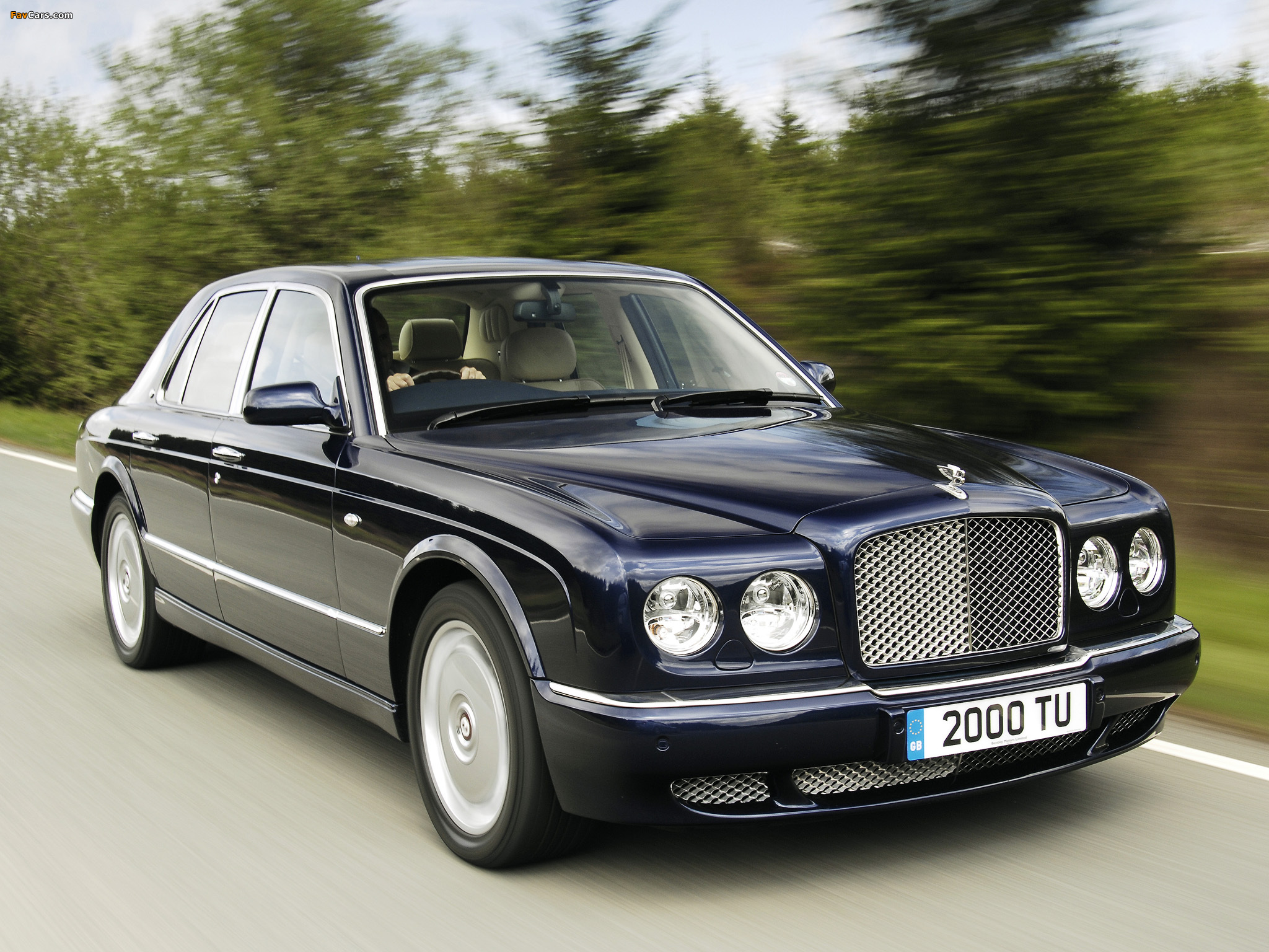 Bentley Arnage R 2005–07 wallpapers (2048 x 1536)