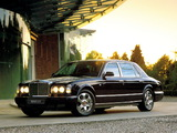 Images of Bentley Arnage Red Label LWB Personal Commission 2001–02