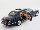 Images of Bentley Arnage Limousine by Mulliner 2003