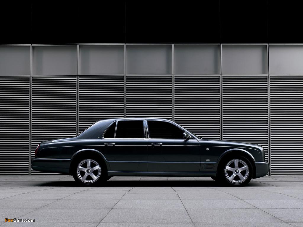 Images of Bentley Arnage 2007–09 (1024 x 768)