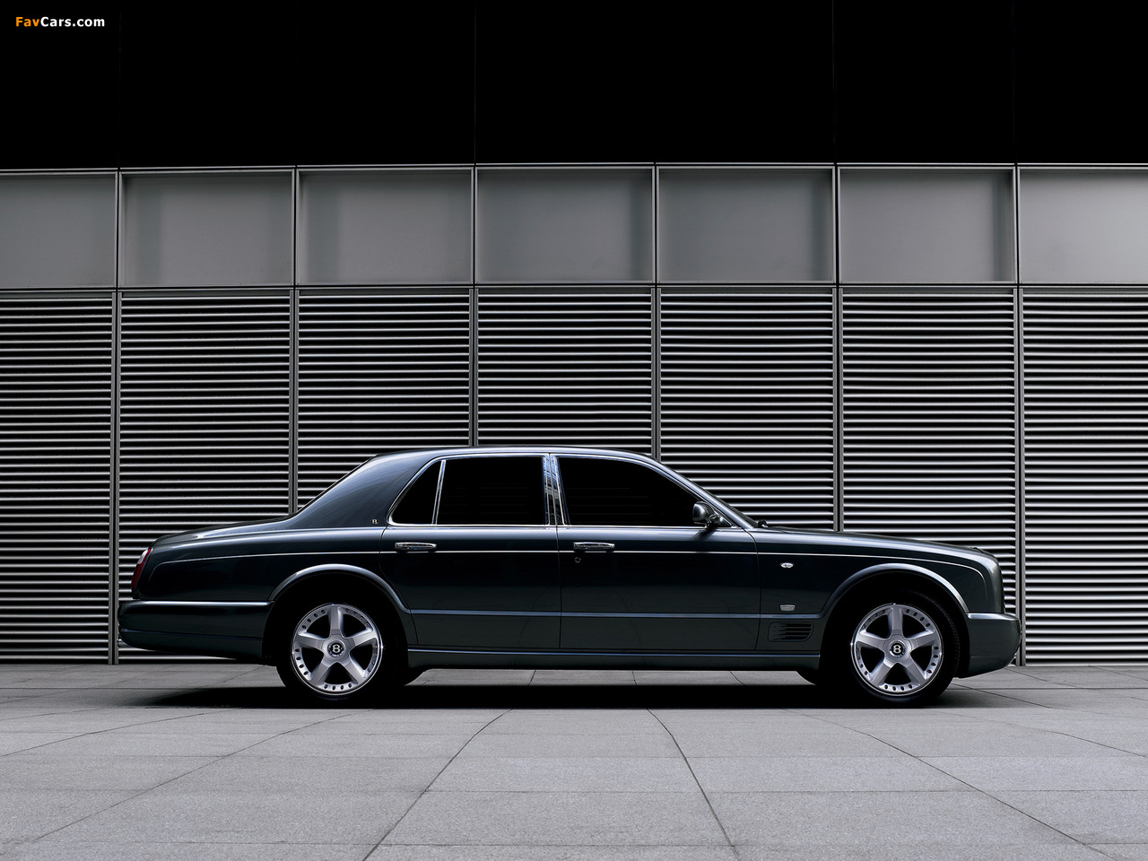Images of Bentley Arnage 2007–09 (1280 x 960)