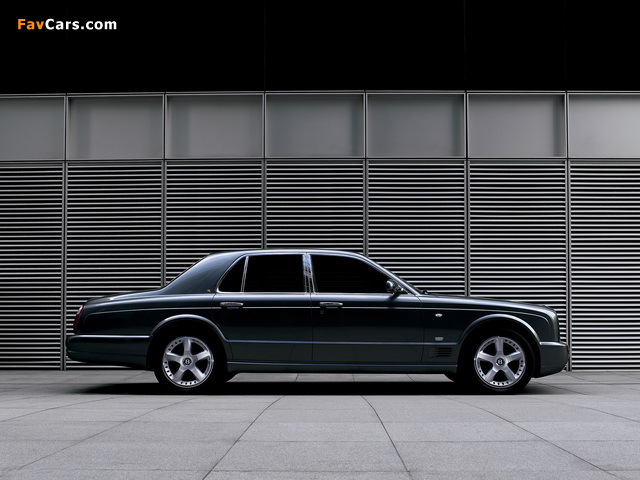 Images of Bentley Arnage 2007–09 (640 x 480)