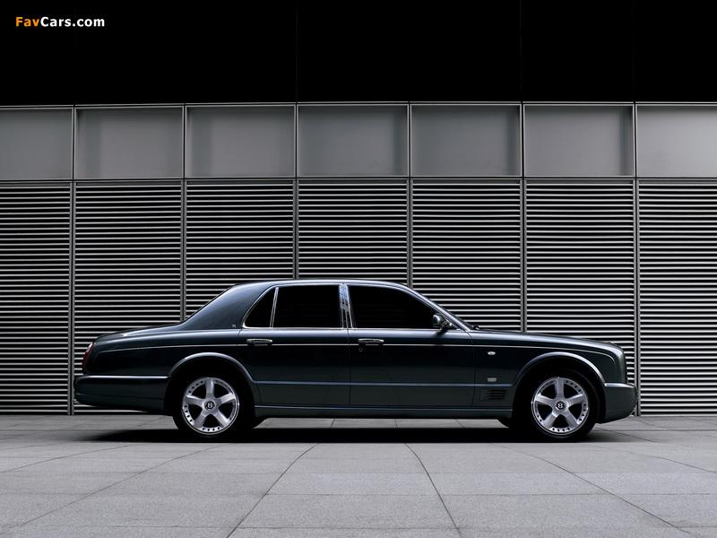 Images of Bentley Arnage 2007–09 (800 x 600)