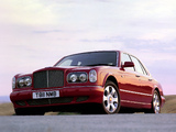Photos of Bentley Arnage Red Label 1999–2002