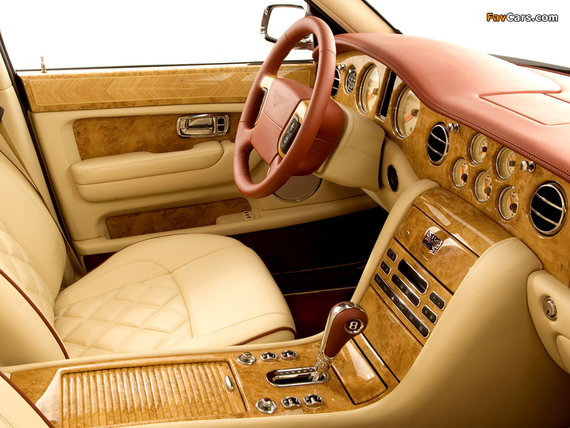 Photos of Bentley Arnage 2007–09 (800 x 600)