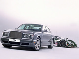 Pictures of Bentley Arnage T24 Mulliner 2004